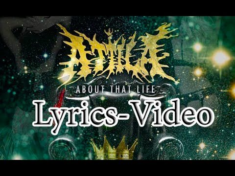ATTILA : Thug Life lyrics - lyricsreg.com