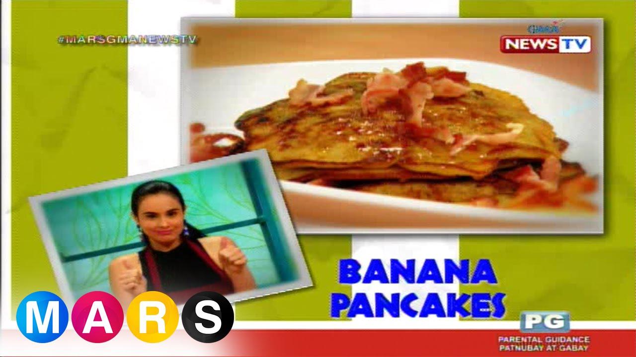 Mars Masarap: Banana Pancakes by Max Collins
