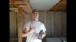 Drywall Tip   Cutting out Can Lights