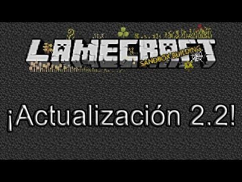 Lamecraft Minecraft en PSP 2.2