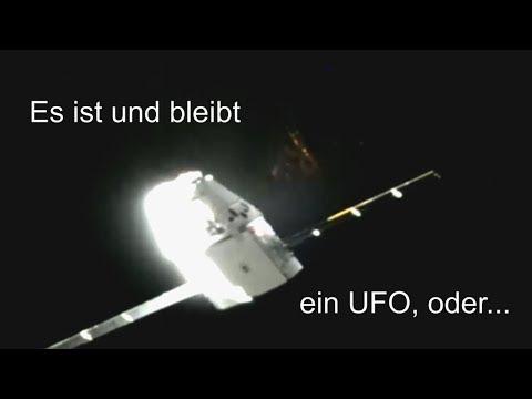 Es ist und bleibt ein UFO, oder?
