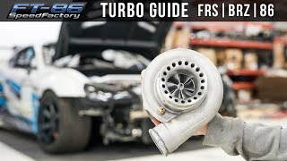 Everything you need to Turbo your FRS BRZ 86 - FT86SpeedFactory