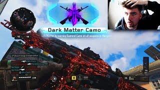 'DARK MATTER' CAMO UNLOCKED! WORLDS FIRST 'DARK MATTER CAMO UNLOCKED! (Black Ops 4 Dark Matter)