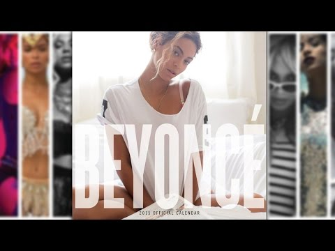 Beyonce's Sexy 2015 Calendar First Look!