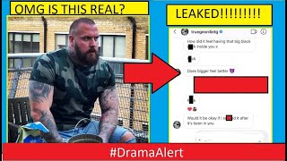 True Geordie LEAKED dms? #DramaAlert Morgz Footage LEAKED! - Jake Paul & Erika Costell!