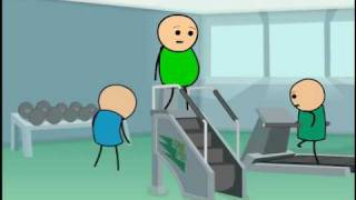I Did It- Classic Cyanide & Happiness Shorts