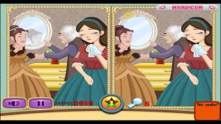 Cinderella FTD - Free Mobile Game - Mary