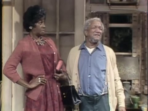 Sanford & Son - 8 Scenes With Aunt Esther video
