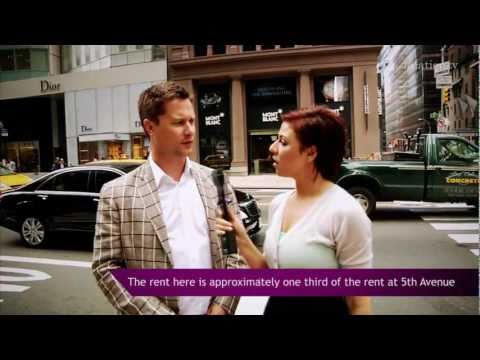 LocationTV: New York, Madison Avenue