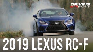 2019 Lexus RCF - Better than BMW or Mercedes? Full Review #drivingsportstv