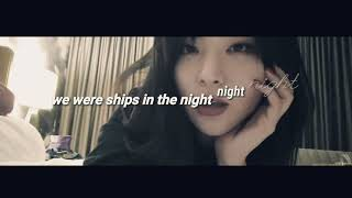 [vseul] sweet night by v - seulgi's sweet night