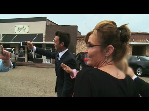 A very special relationship with Sarah Palin - The Revolution Will Be Televised - BBC Three