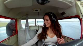 My First Solo Flight -  Cessna 150