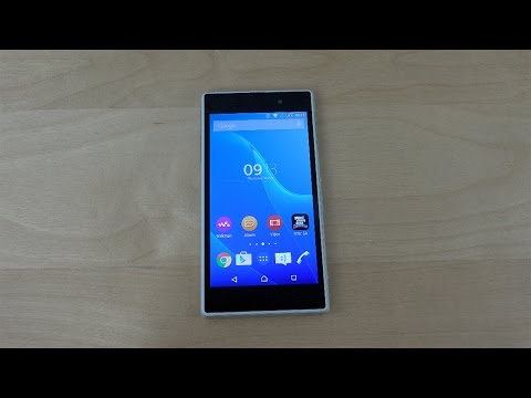 Sony Xperia Z1 Official Android 5.0.2 Lollipop - Review (4K)