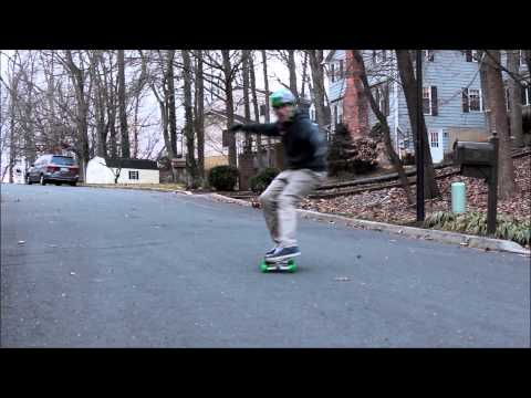 Longboarding: No Sleep