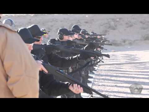Albuquerque Police Academy Firearms Training APD Class 110