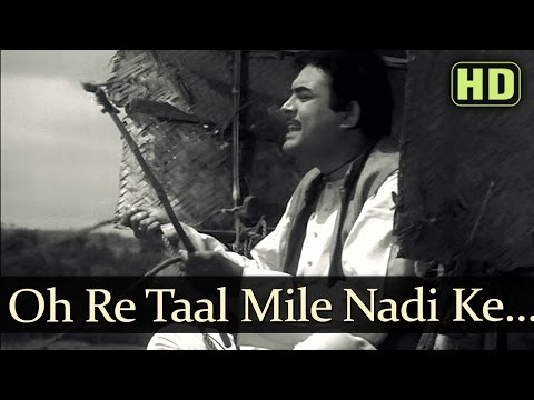 Oh Re Taal Mile - Sanjeev Kumar - Anokhi Raat - Bollywood Songs...