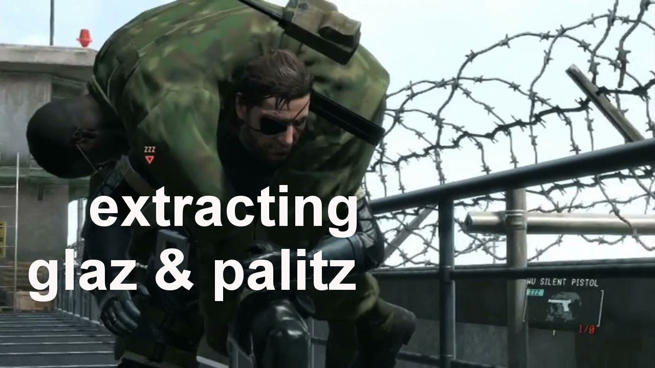 how to get s rank on mgsv ground zeroes