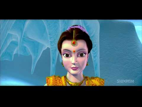 Bal Ganesh - Shankarji Ka Damroo - Kailash Kher - Kids Animated Songs video