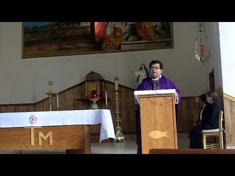 Misa Católica 15 Marzo 2013 - Lecturas y Homilía  - ecatolico.com