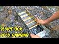 Sluice Box   Gold Panning