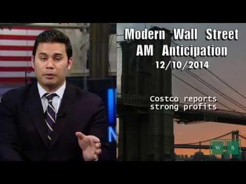 AM Anticipation: Stock futures dip, OPEC awaits, Costco shines