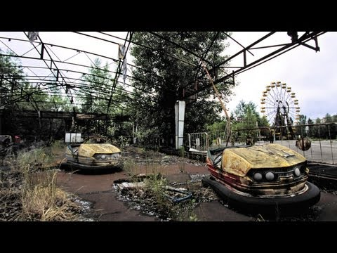 5 Most Amazing Abandoned Places