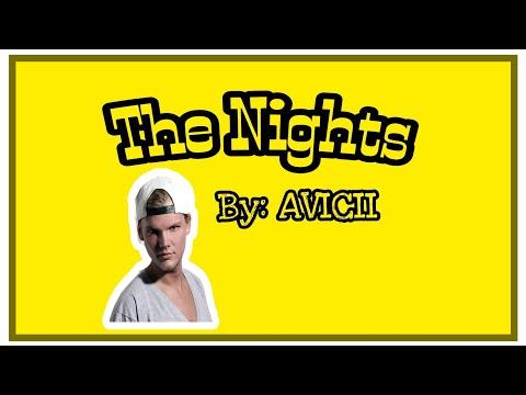 AVICII - The Nights (Lyrics)