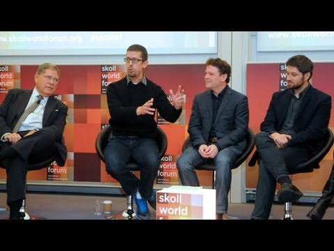 The Evolving Role of Media in Social Progress - 2013 Skoll World Forum