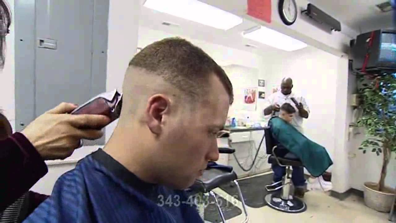 Soldier Haircut Youtube