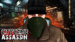 City Crime: Mafia Assassin 3D - Android Gameplay HD - Level 4 - AndroidGameplayNet