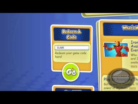 Super Hero Squad Online Cheats For Gold