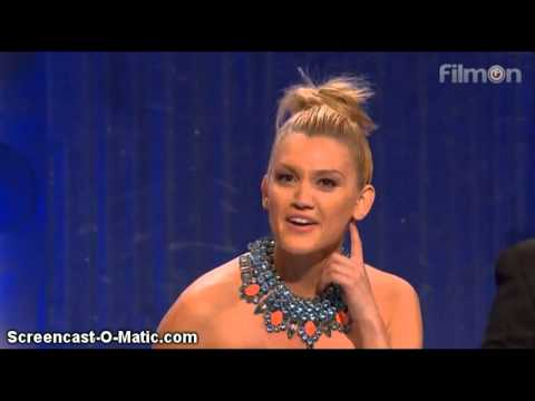 Week 2: Ashley Roberts judges on Dancing On Ice UK 2013