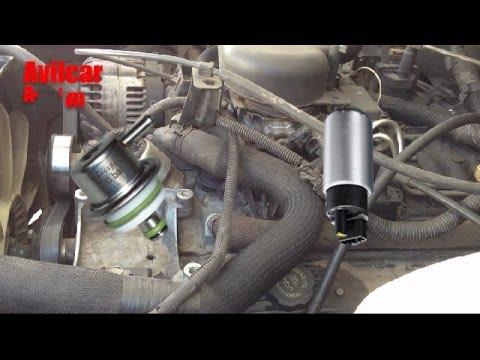 Bomba De Gasolina Defectuosa O Regulador De Presion? Test Fuel Pump