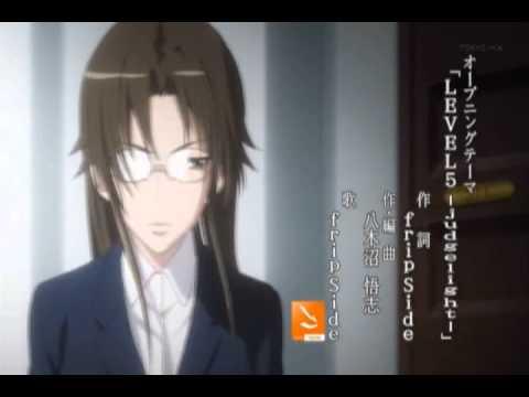 Signs Of Love - Railgun Op 2 video