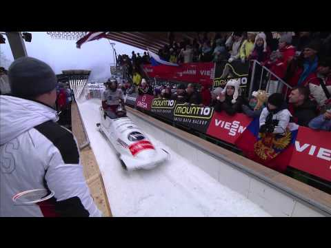 WC9 Sochi highlights 4man bobsleigh