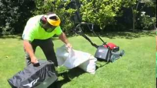 Long Range Honda Buffalo Lawn Mower