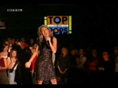 Celine Dion goodbye's The Saddest Word  Top Of The Pops 2002 video