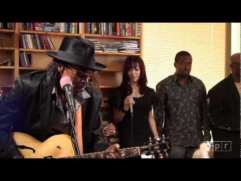 NPR Music Tiny Desk Concert: Chuck Brown