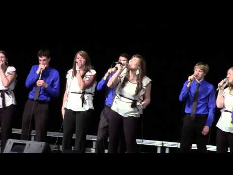 """Bellas Finals"" - Pitch Perfect Finale (cover by Limestone"
