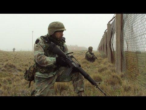 Marines argentinos: nueva fuerza armada