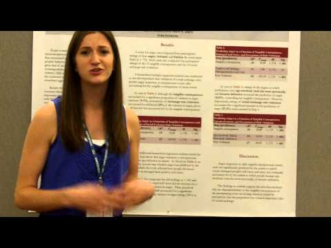 2013 APS Convention Video: Overreactions to Interpersonal Events