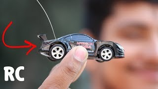 Most Smallest RC car in 2017 - 2018 hd enjoy ..