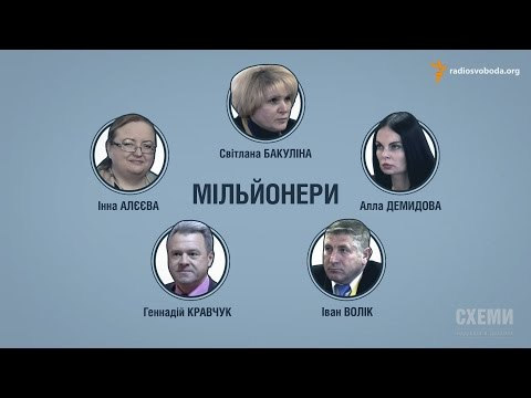 У Вищому господарському суді 5 суддів - мільйонери    Cергій Андрушко (СХЕМИ)