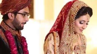 Umair And Maryam Pakistani Wedding Reception from