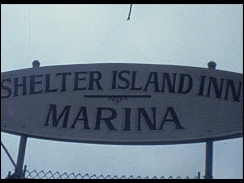 Shelter Island Marina - May. 1980