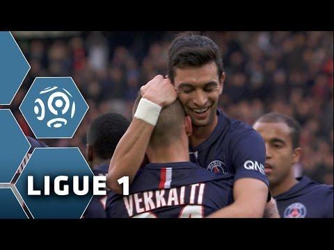 Goal Marco VERRATTI (38') / Paris Saint-Germain - Evian TG FC (4-2) - (PSG - ETG) / 2014-15