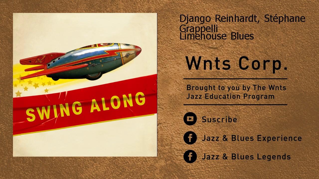 Django Reinhardt, Stéphane Grappelli - Limehouse Blues
