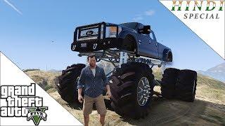 GTA 5 BIGGEST OFFROAD TRUCK HINDI