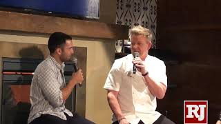 3 ingredients chef Gordon Ramsay can't live without